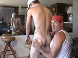 Grabando porno casero con su vecino