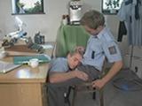 policia gay