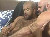 Marco Rios y Roman Right echando un polvo