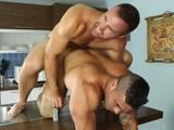 Amor homosexual a primera vista