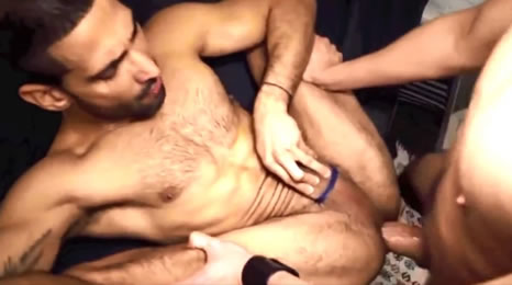 Vídeo amateur real, porno gay francés
