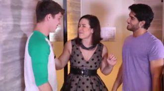 Su hermana le presenta a su novio y él se lo folla