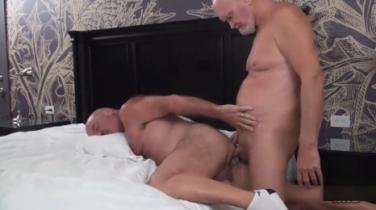 ancianos sexo